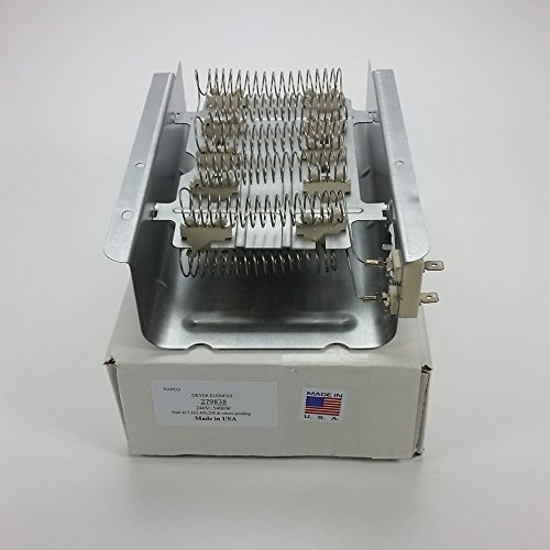 8565582 - HEAVY DUTY CLOTHES DRYER HEATING ELEMENT FOR WHIRLPOOL, KENMORE, SEARS, MAYTAG, AMANA, ADMIRAL, KITCHENAID, MAGIC CHEF, NORGE (Priority Mail Available) (Heating Element For Amana Dryer compare prices)