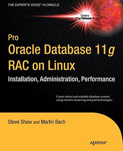 harga Pro Oracle Database 11g RAC on Linux (Paperback) Bukupedia