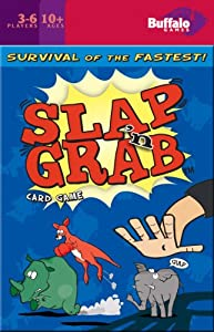 Buffalo Games Slap & Grab Card Game