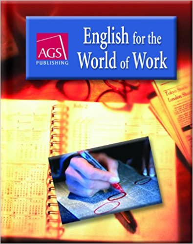 English for the World of Work (Ags English World of Work)