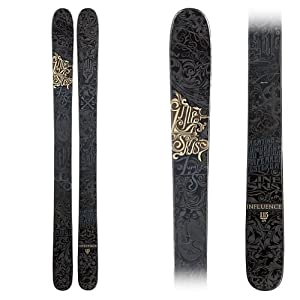 Line Powder Skis Influence 115 Powder Skis 2013 - 179