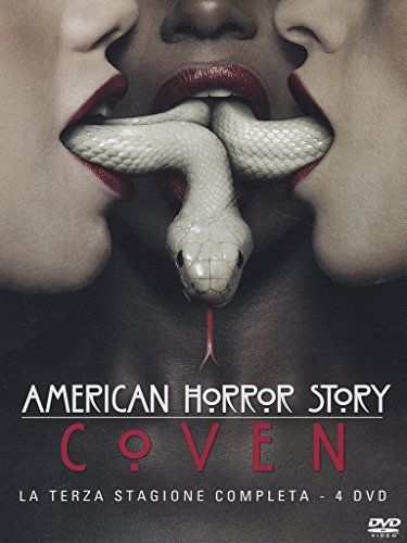 American Horror Story -Stagione 3 (4 DVD)