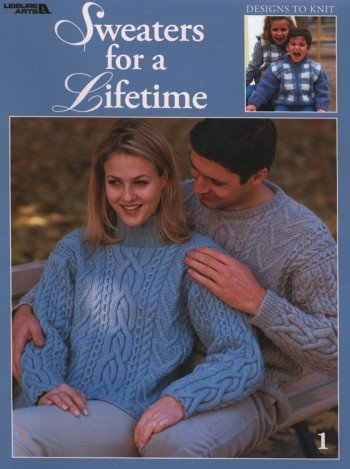 Sweaters For A Lifetime - Knitting Patterns front-956699