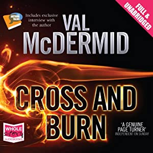 Cross and Burn Audiobook