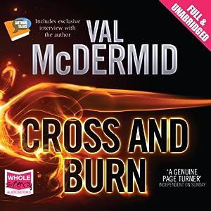 Cross and Burn Hörbuch