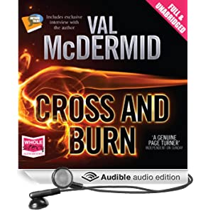 Cross and Burn (Unabridged)