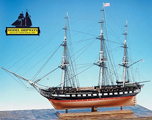 Model Shipways USS Constitution 48'' Long Wood KIt MS2040 1:76 Scale ON SALE - Model Expo (Uss Constitution Model Kit compare prices)
