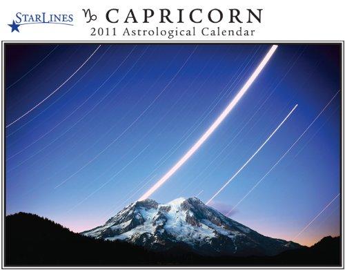 Capricorn Starlines Astrological Calendar