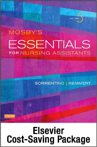Mosby's Essentials for Nursing Assistants - Text, Workbook and Mosby's Nursing Assistant Skills DVD - Student Version 4.0 Package, 5e