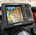 Polaris Ranger RZR LowRance GPS Mount by Polaris OEM. 2879175