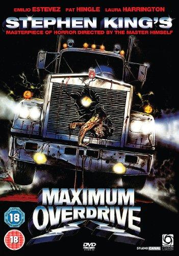Maximum Overdrive [Edizione: Regno Unito]