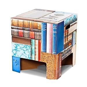 dutch design chair books hocker papphocker pappe. Black Bedroom Furniture Sets. Home Design Ideas