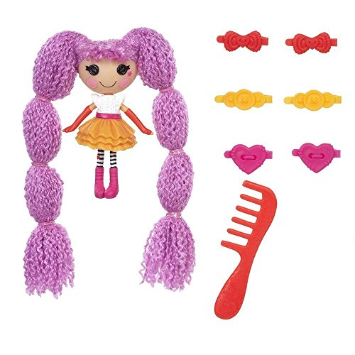 Mini Lalaloopsy Loopy Hair Doll - Peanut Big Top - 1