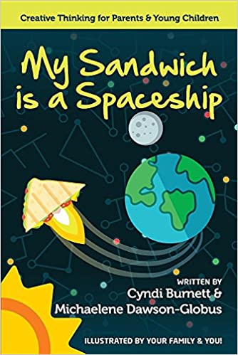 Book Cover: My Sandwich is a Spaceship