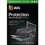 AVG Protection | Unlimited Devices| 2 Years