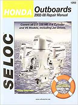 honda outboard repair manual free download