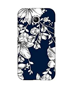 PickPattern Back Cover for Samsung Galaxy Core Plus