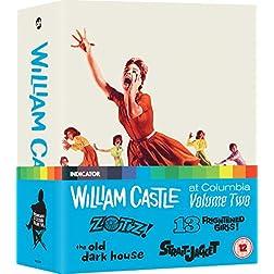 William Castle Box Set Vol 2 [Blu-ray]