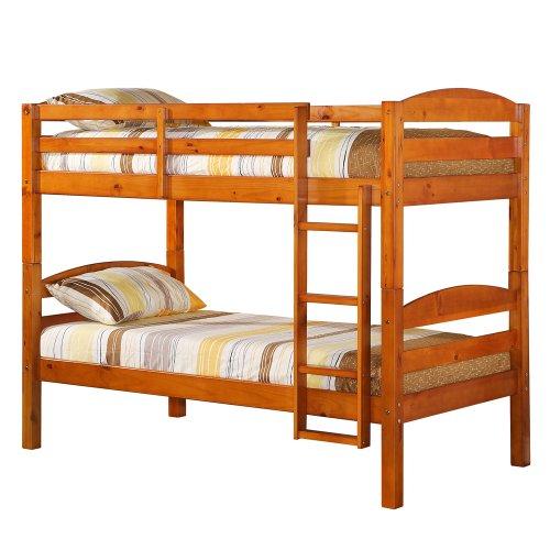 Cheap Loft Bed 2482 front