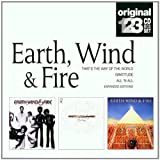 Earth Wind & Fire That's The Way Of The World/Gratitude/All 'n All