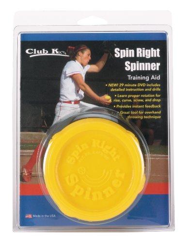 markwort-club-k-spin-right-spinner-softball-training-aid-yellow
