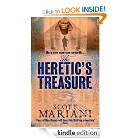 The Heretic's Treasure (Ben Hope 4)