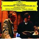 Brahms: Piano Concertos Nos.1 & 2 (2 CD's)
