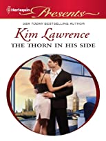 The Thorn in His Side (Harlequin Presents)
