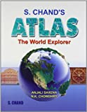 img - for Chand Atlas book / textbook / text book
