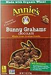 Annie's Bunny Grahams, Chocolate, 7.5 oz