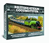 British Steam Locomotives 4 DVD GIFT SET...