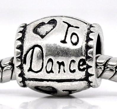 Pandora Dance Charms