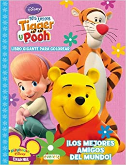 Mis Amigos Tigger y Pooh. ¡Los mejores amigos del mundo