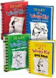 Diary of a Wimpy Kid Complete Set, Books 1-4