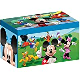 Disney Mickey Mouse Collapsible Fabric Toy Box