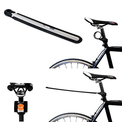Plume: Recoiling Bicycle Mudguard by Plume