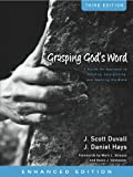img - for Grasping God's Word (Enhanced Edition): A Hands-On Approach to Reading, Interpreting, and Applying the Bible book / textbook / text book