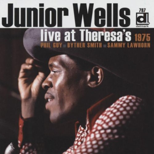 Junior Wells Live at Theresa's