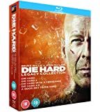 Die Hard - Legacy Collection [Blu-ray] [1988]