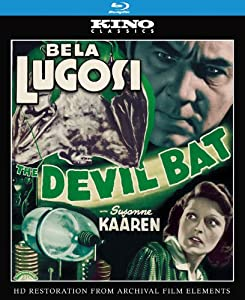 Devil Bat: Kino Classics Remastered Edition [Blu-ray]