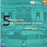 Brahms, Bruckner, Rachmaninov, Debussy, Nielsen, Schumann, Scriabine, Beethoven, Tchaikovsky : Anthology Live, 1980-90