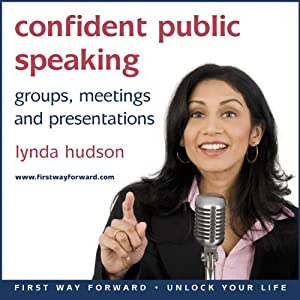 Confident Public Speaking Audiobook