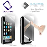 CAPDASE iPhone 3G & 3GS Professional Screen Guard mira 'Silver Glass Mirror' 「シルバー・ミラー」 液晶保護シート SPIH3G-M