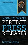 img - for How to Write Perfect Press Releases book / textbook / text book