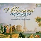 Concertos Pour Haubois (Op.7, Op.9) (Intégrale)