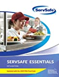 img - for By National Restaurant Associatio ServSafe Essentials with AnswerSheet Update with 2009 FDA Food Code (5th Edition) (MyServSafeLab Ser (5th Edition) book / textbook / text book