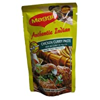 Maggi chicken curry paste