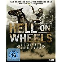 Hell on Wheels - Die komplette dritte Staffel [Blu-ray]