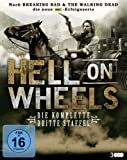 Hell on Wheels - Die komplette dritte Staffel [Blu-ray]