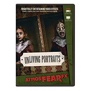 AtmosFEARfx UnLiving Portraits Halloween Digital Decorations by AtmosFX
